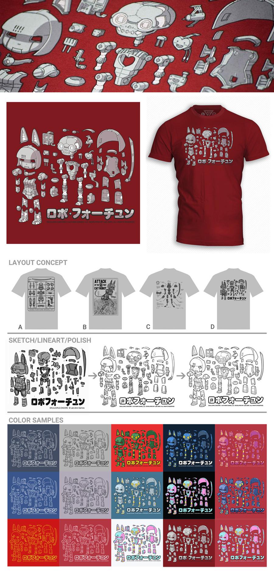 RF Shirt