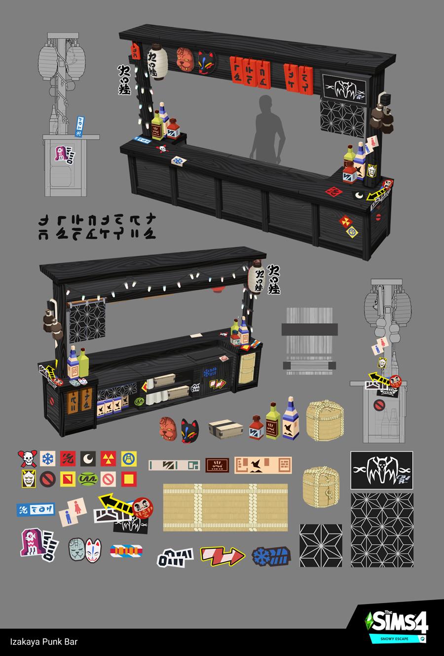 Snow Escape Izakaya Bar
